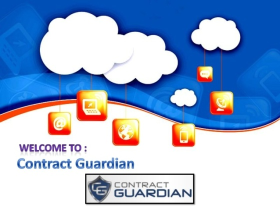 Contract Guardian Healthcare Contract Management